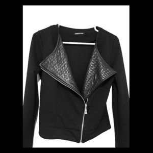 Small Chic Black Jacket
